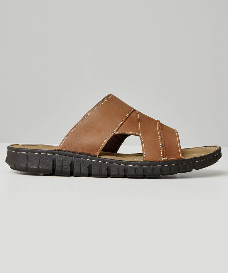 Southside Leather Sandals