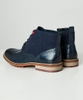 Blue Note Leather Brogue Boots