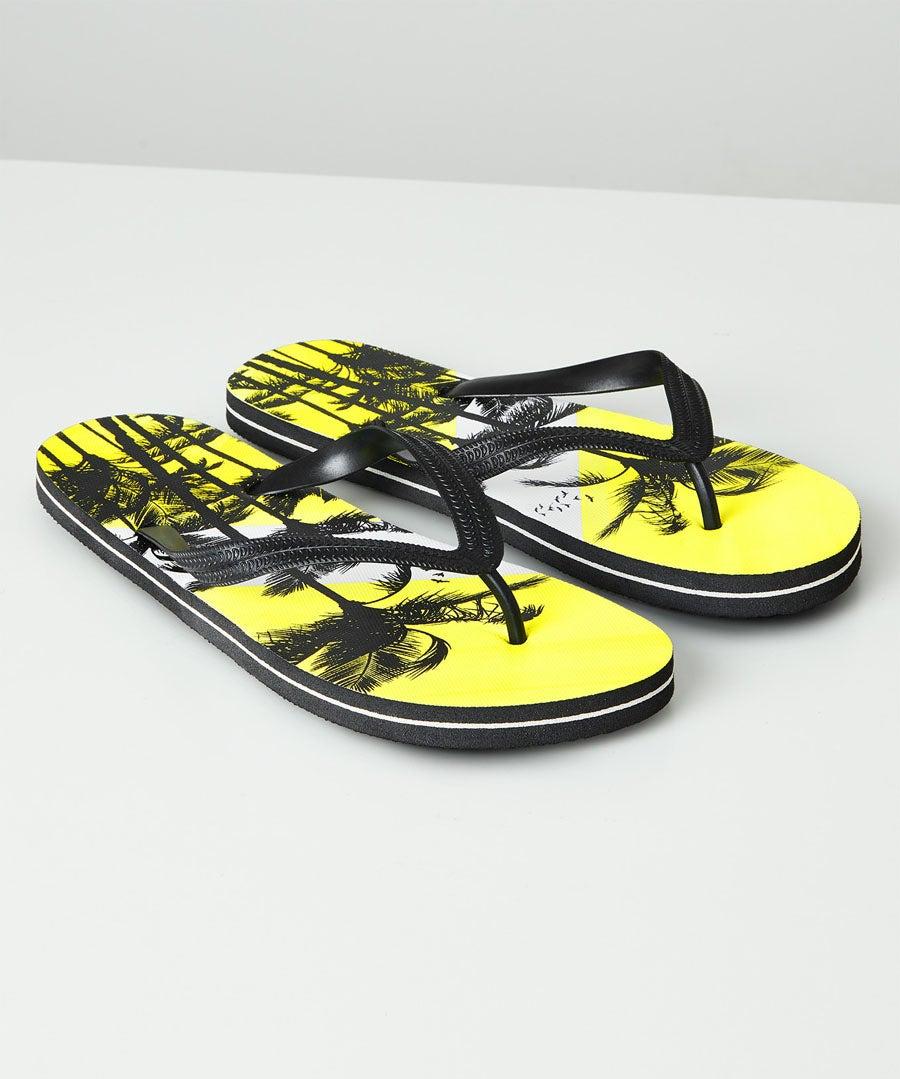 Miami Flip Flops Model Front