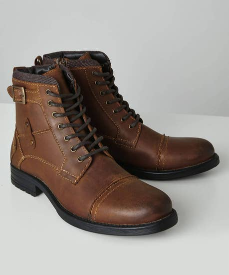 Freestyle Leather Boots