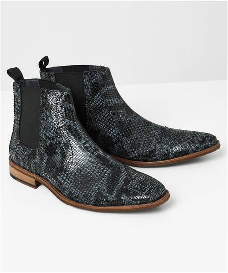 Star Treatment Chelsea Boots