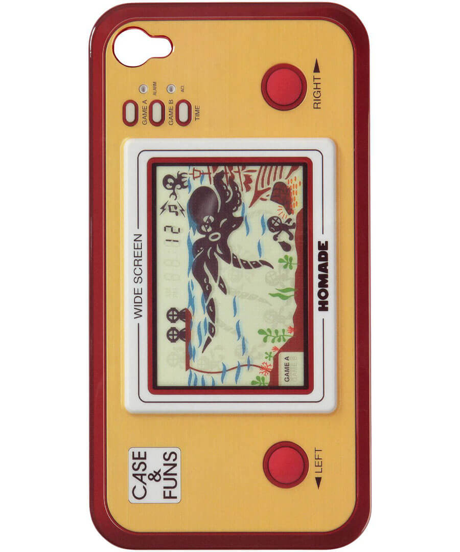 Cool Retro I-Phone Cover