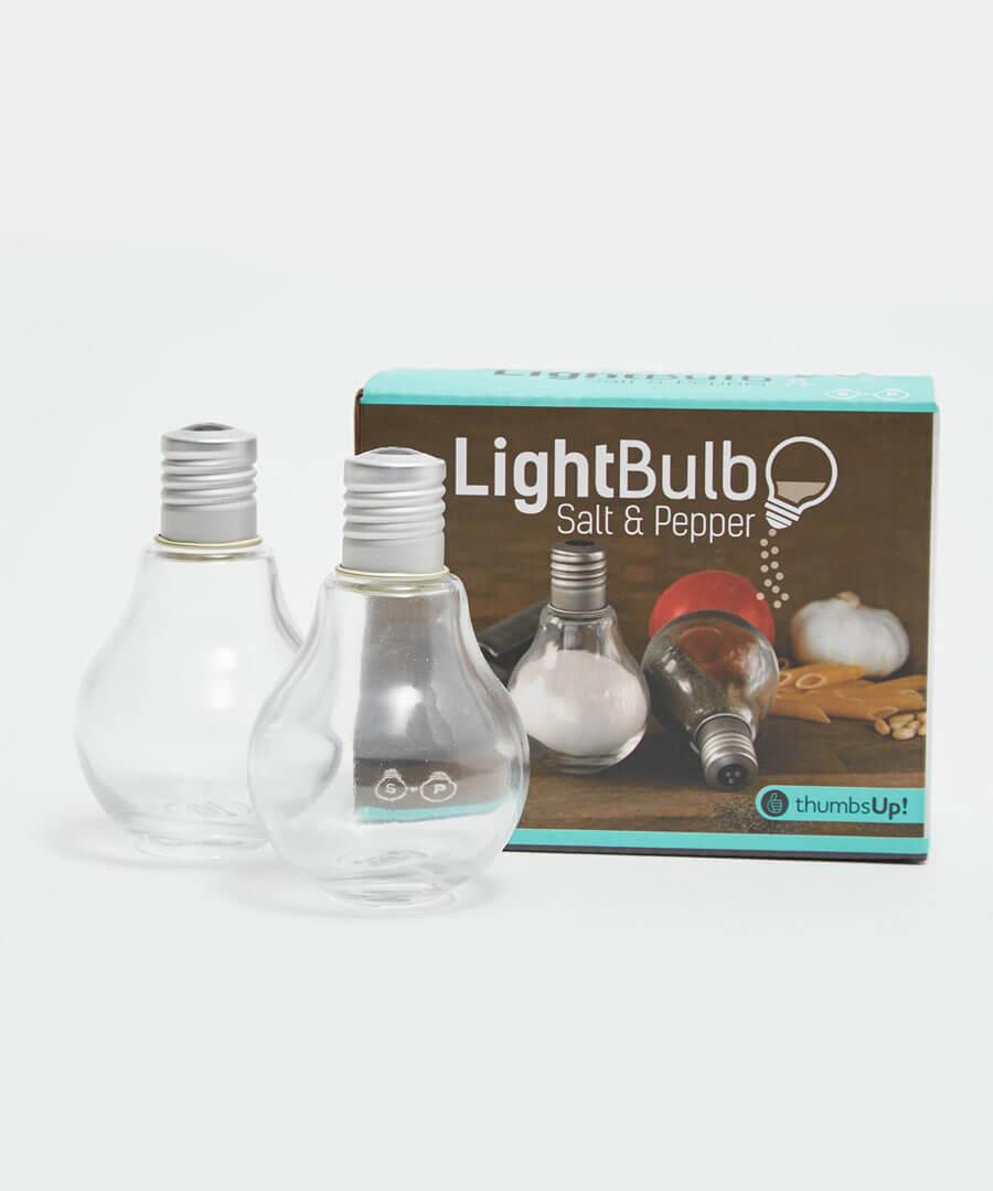 Salt And Pepper Light Bulbs