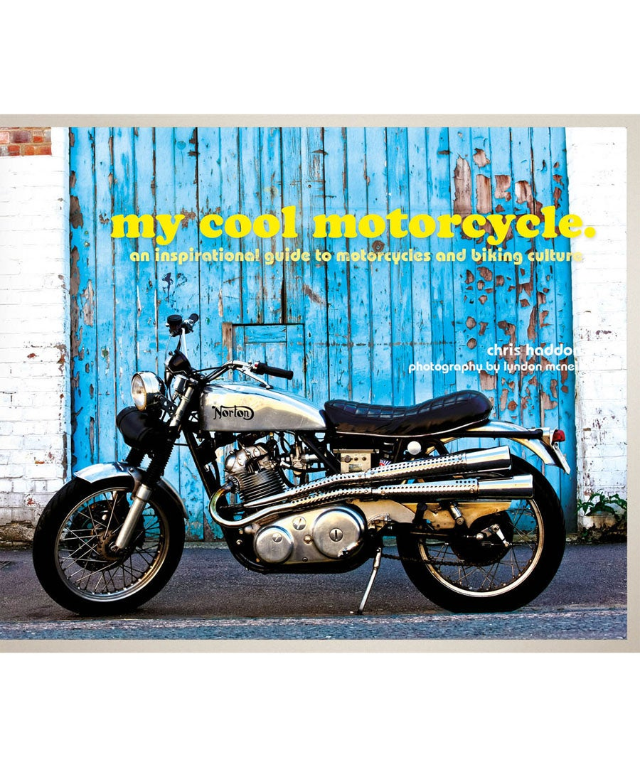 My Cool Motorcycle Book