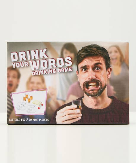 Drink Your Words Game