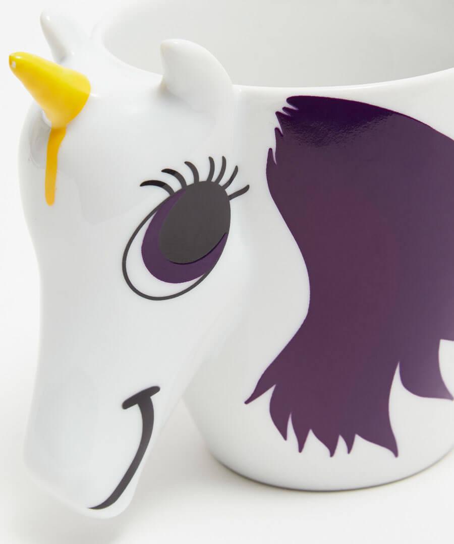 Magic Unicorn Mug Back