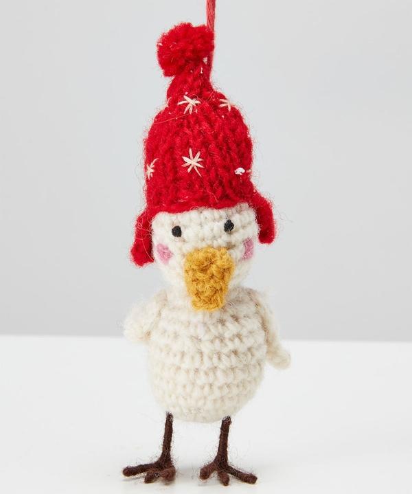 Wool Xmas Decoration