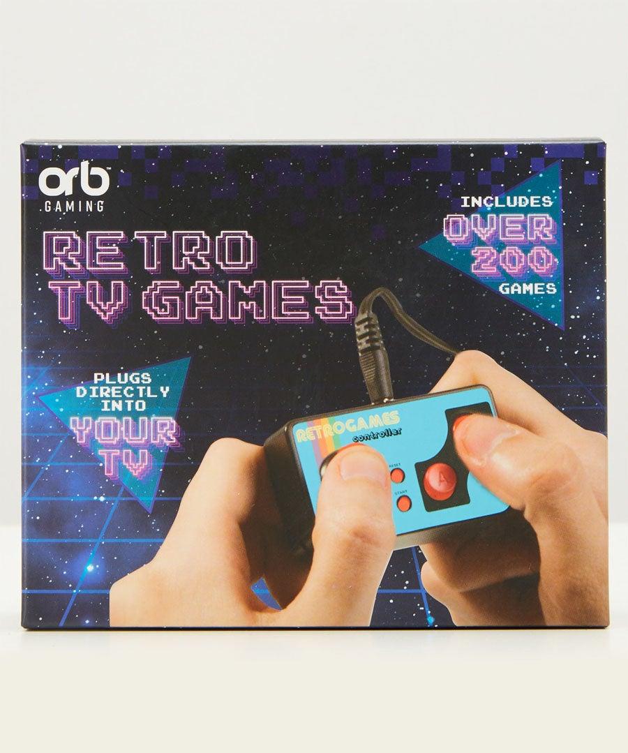 TV Retro Games Model Front