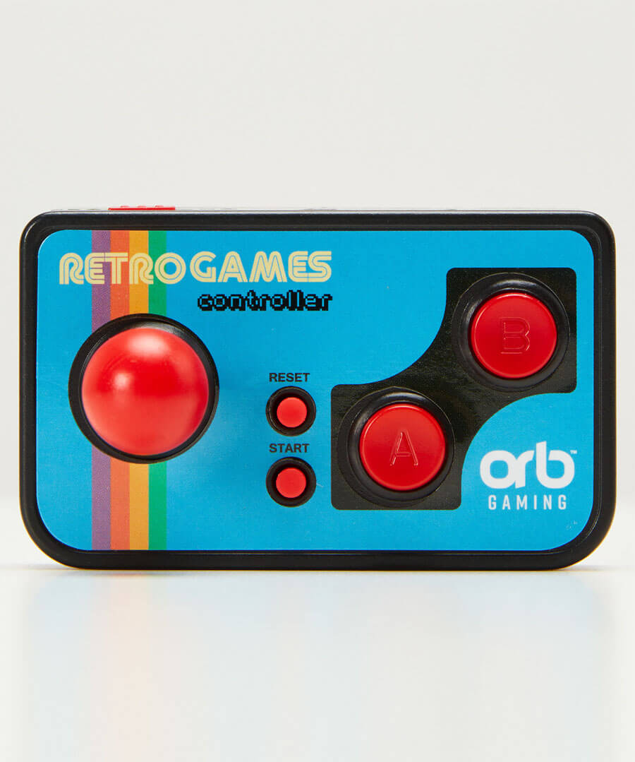 TV Retro Games Model Back