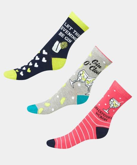 Gin Socks