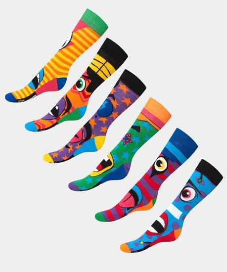 Funk Head Socks
