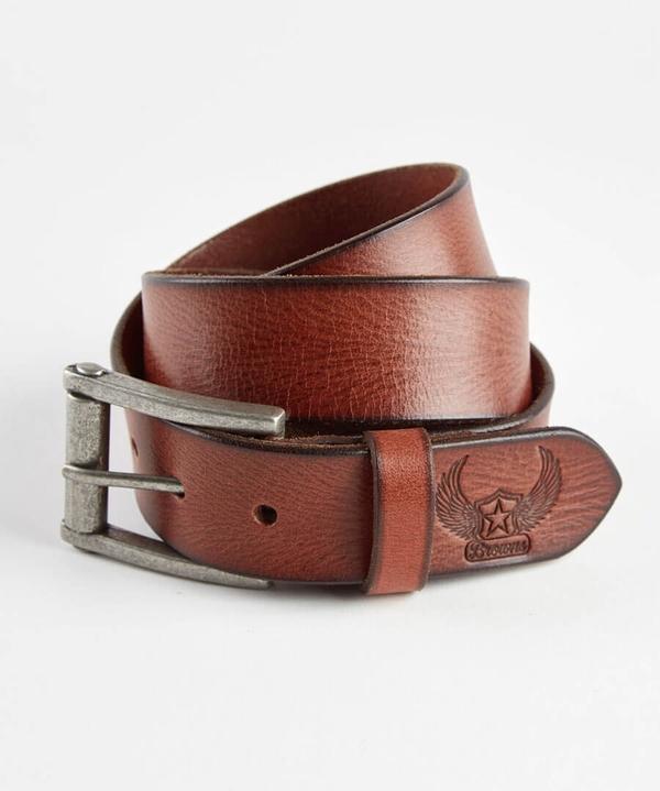 Better The Devil Leather Belt