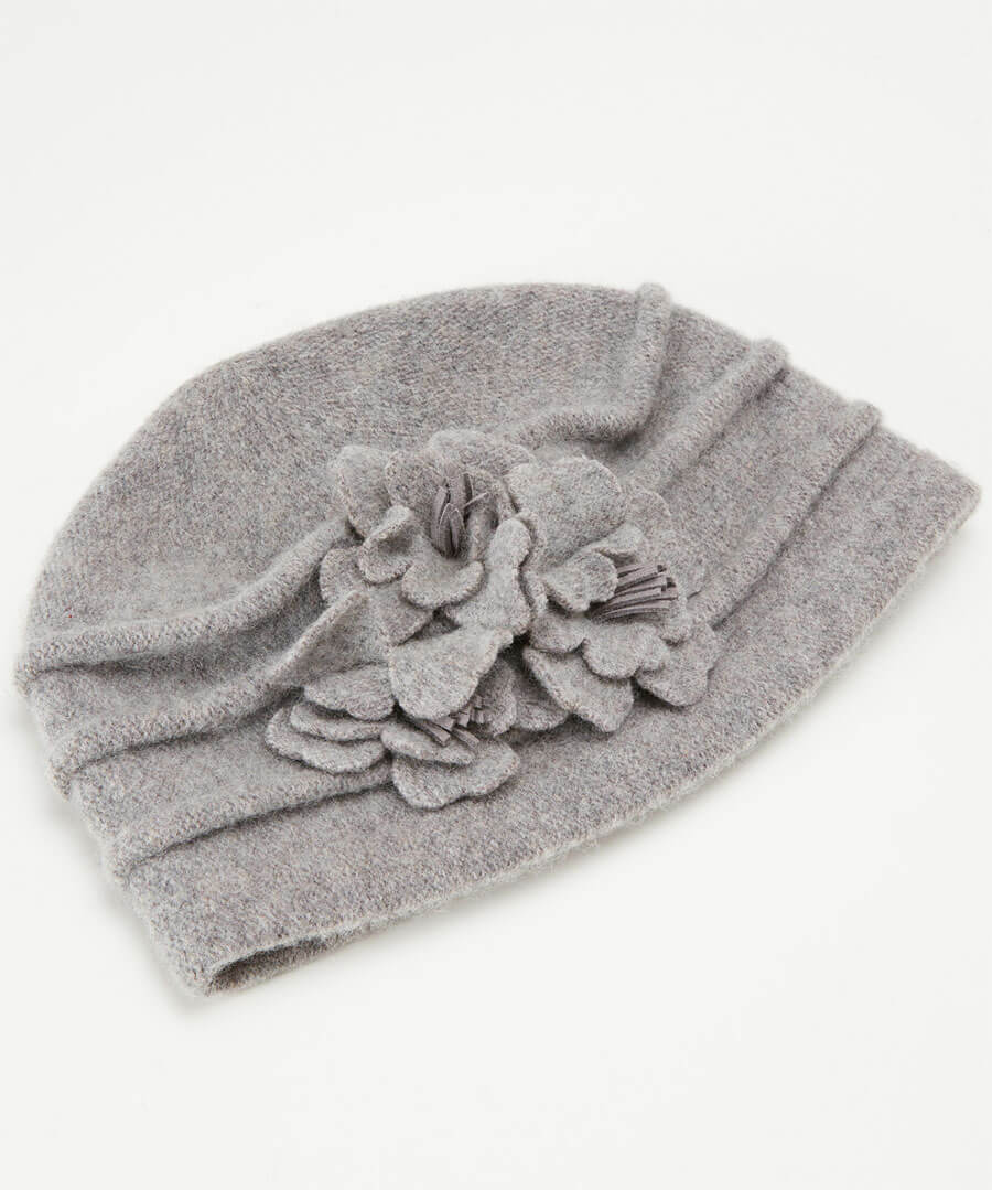 Dolores Wool Hat Back