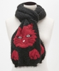 Fluffy And Fun Cat Scarf