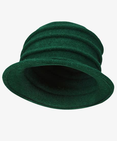 Chic Cloche Hat
