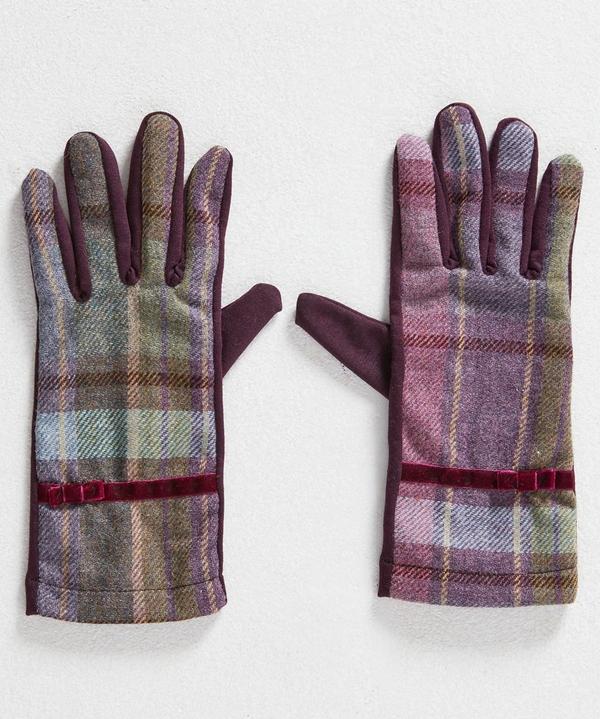 Tweedy Vintage Gloves