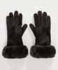 Anastasia Faux Fur Gloves