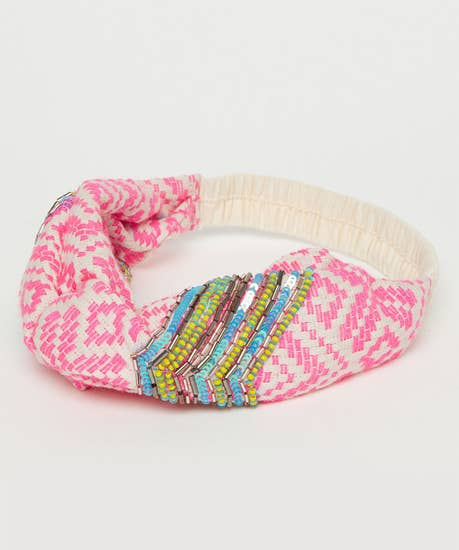 Zanzibar Beaded Headband