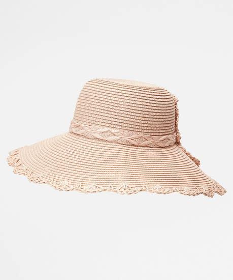 Joy Of Summer Straw Hat