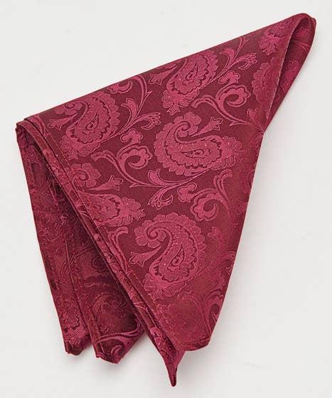 Soprano Silk Pocket Square