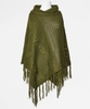 Happiness Quirky Poncho