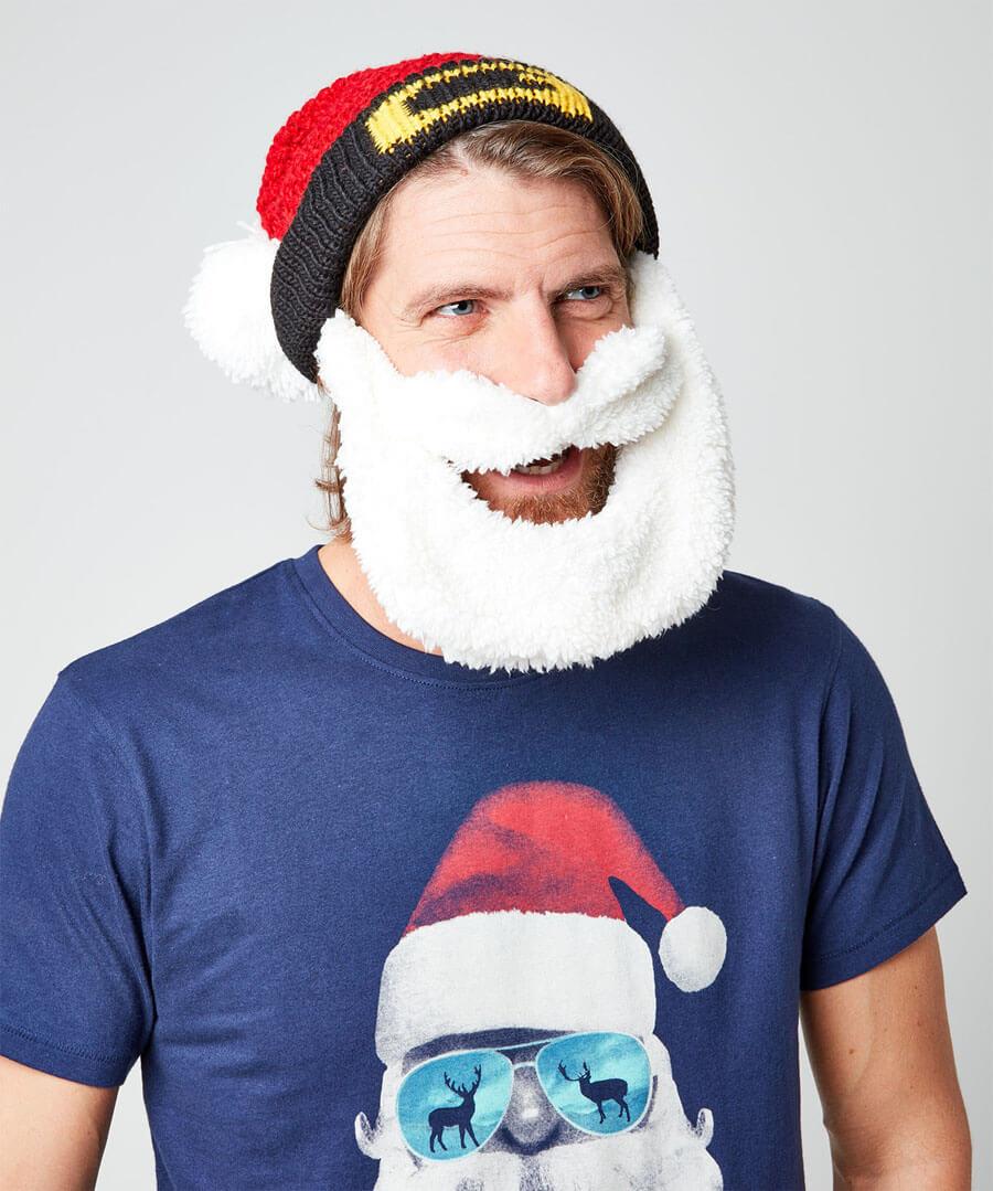 Santa's Here Festive Hat