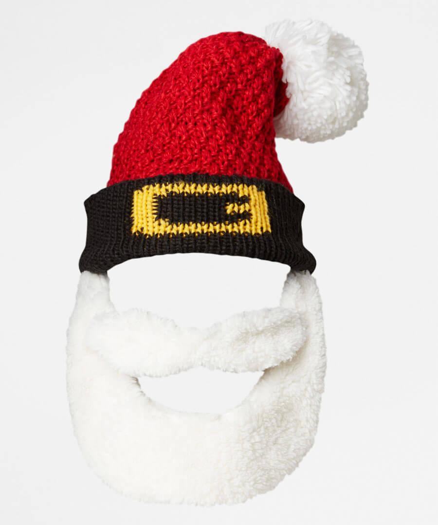 Santas Here! Festive Hat Model Back
