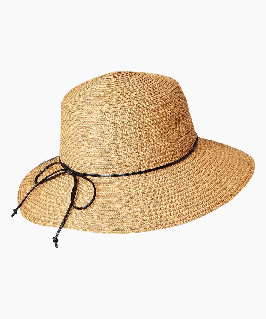 Daisy Summer Hat Back