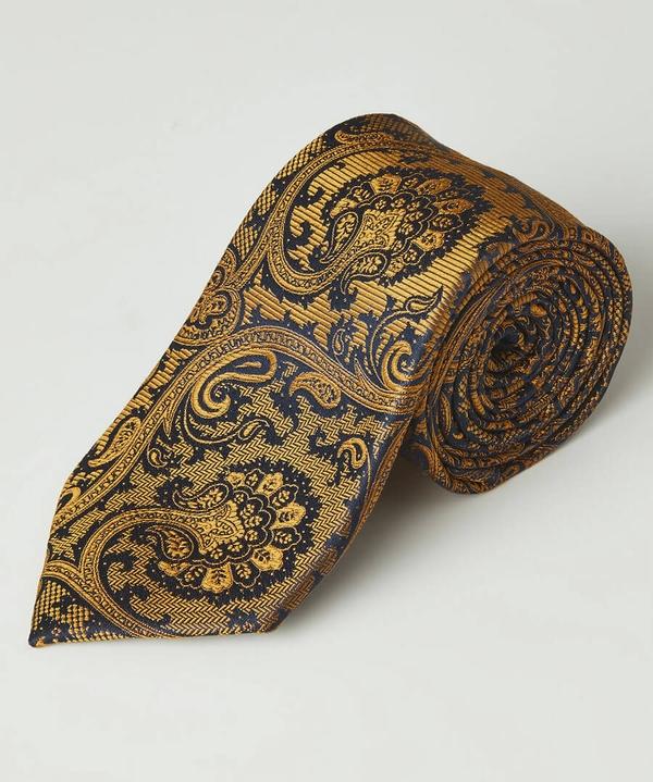 Gentlemen's Silk Paisley Tie