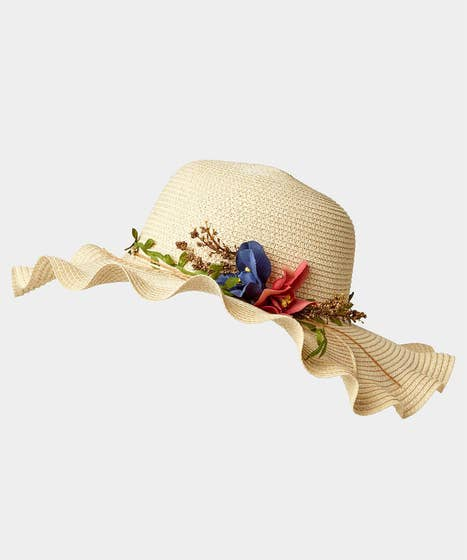 Southern Belle Corsage Hat