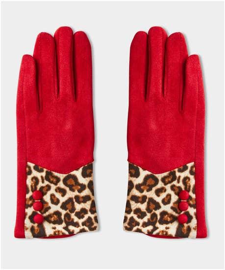 Wild At Heart Vintage Gloves