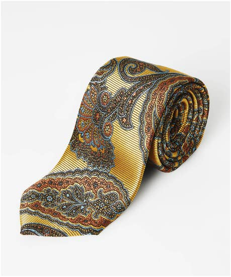 Dandy Tie and Pocket Square