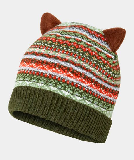 Foxy Knitted Hat