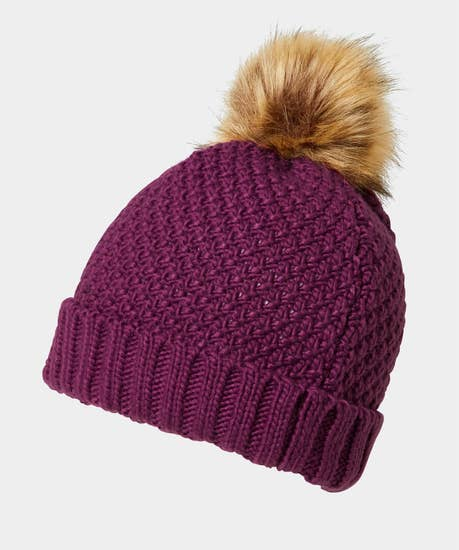 Nice And Cosy Cable Hat
