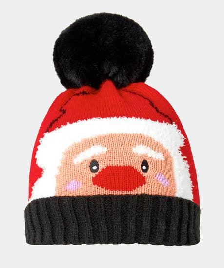 Festive Knitted Novelty Hat