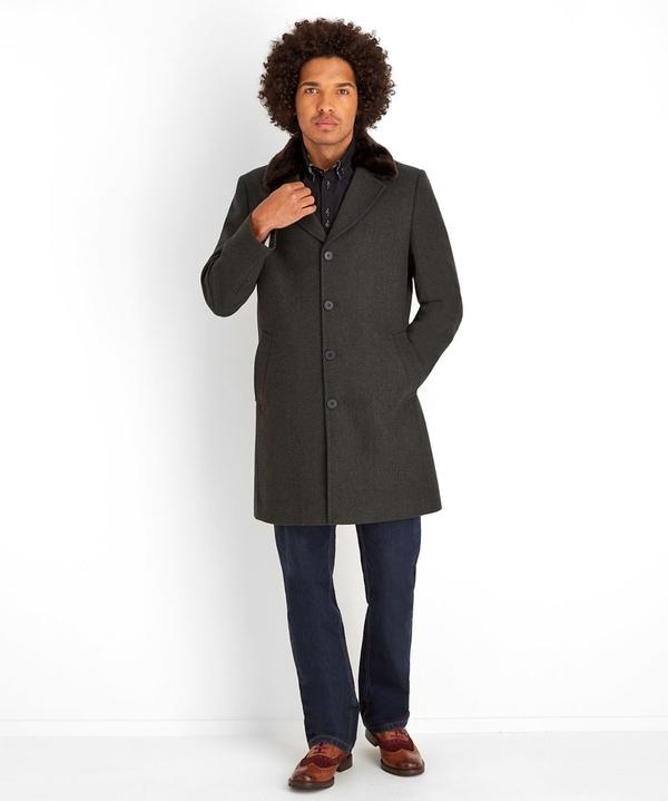 Dressed To Impress Overcoat