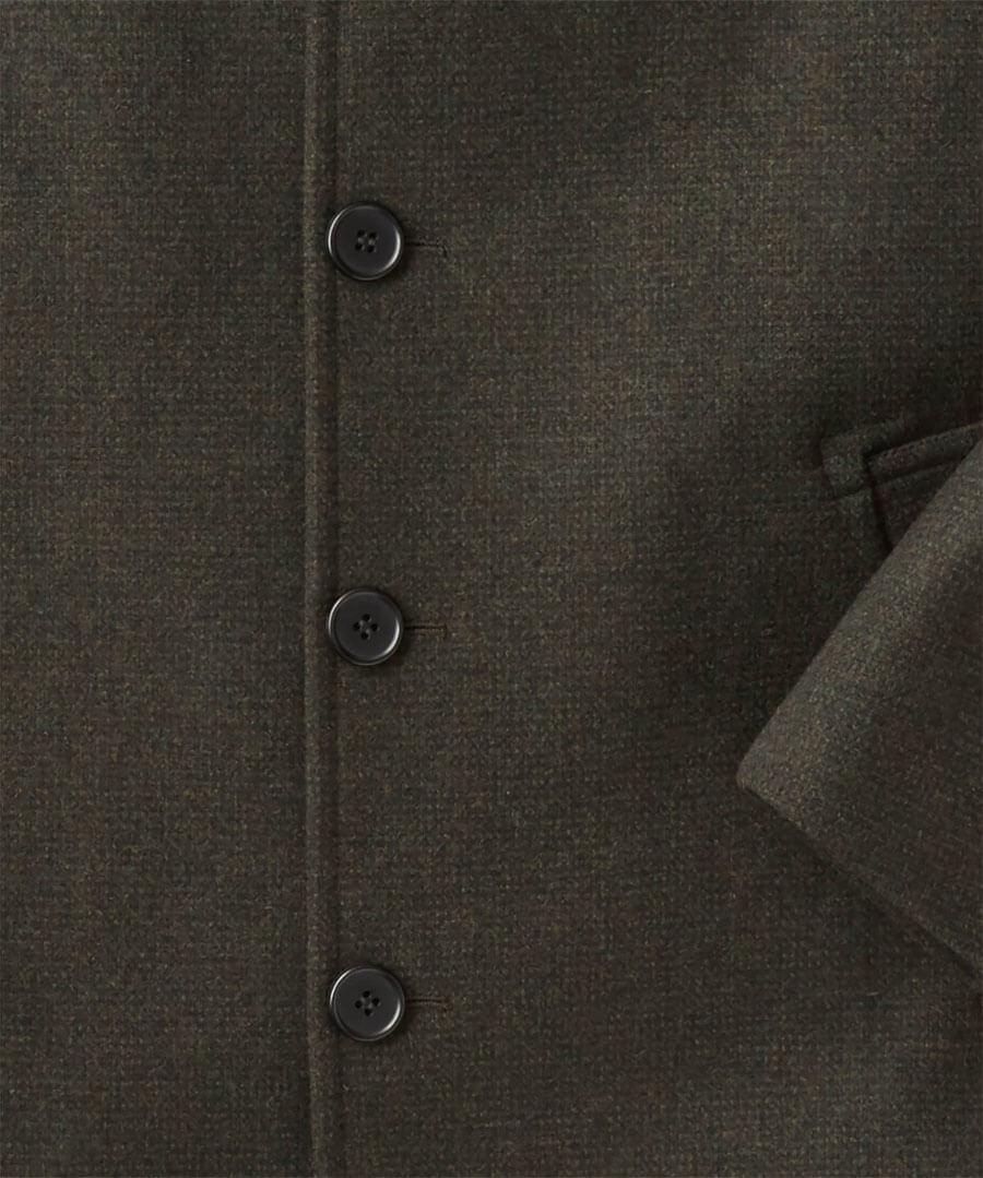 Dressed To Impress Overcoat Back