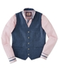 Irresistible Linen Mix Waistcoat