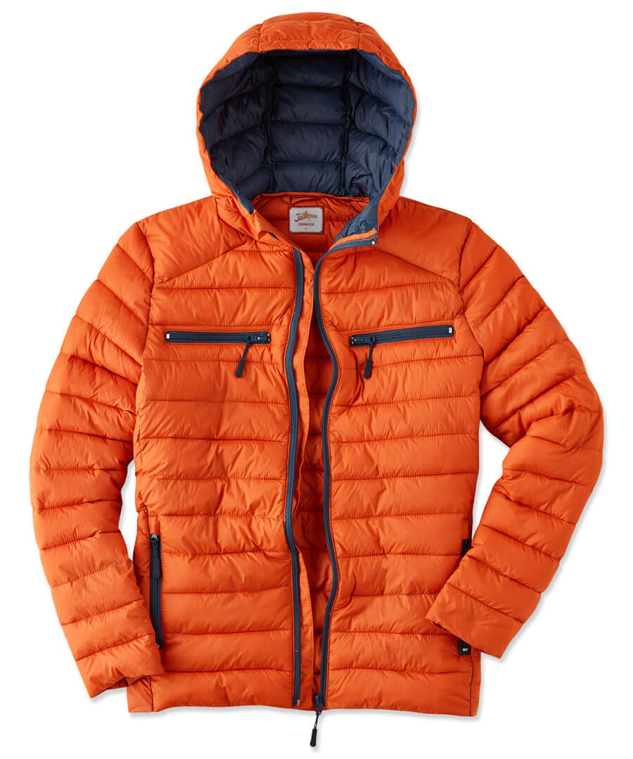 Perfect Padded Jacket Model Front