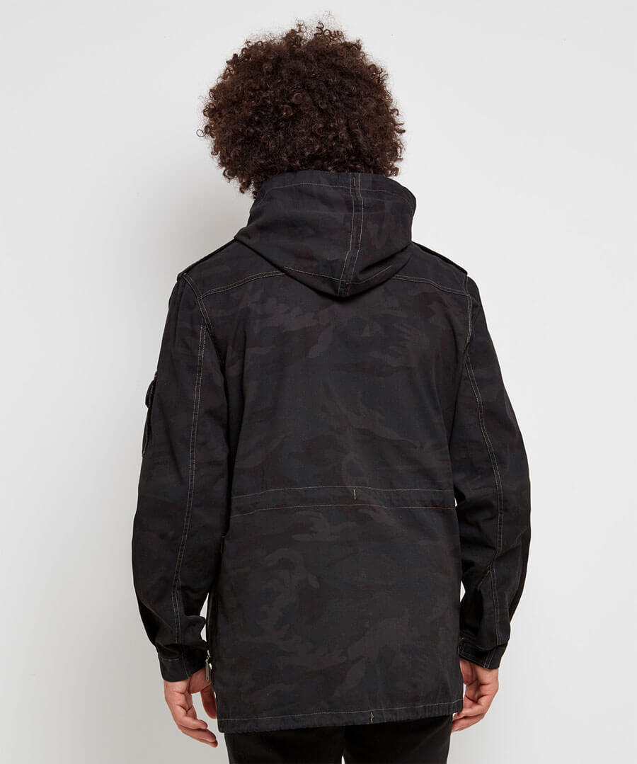Seen Some Action Jacket