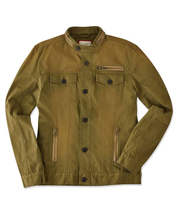 Western Biker Jacket