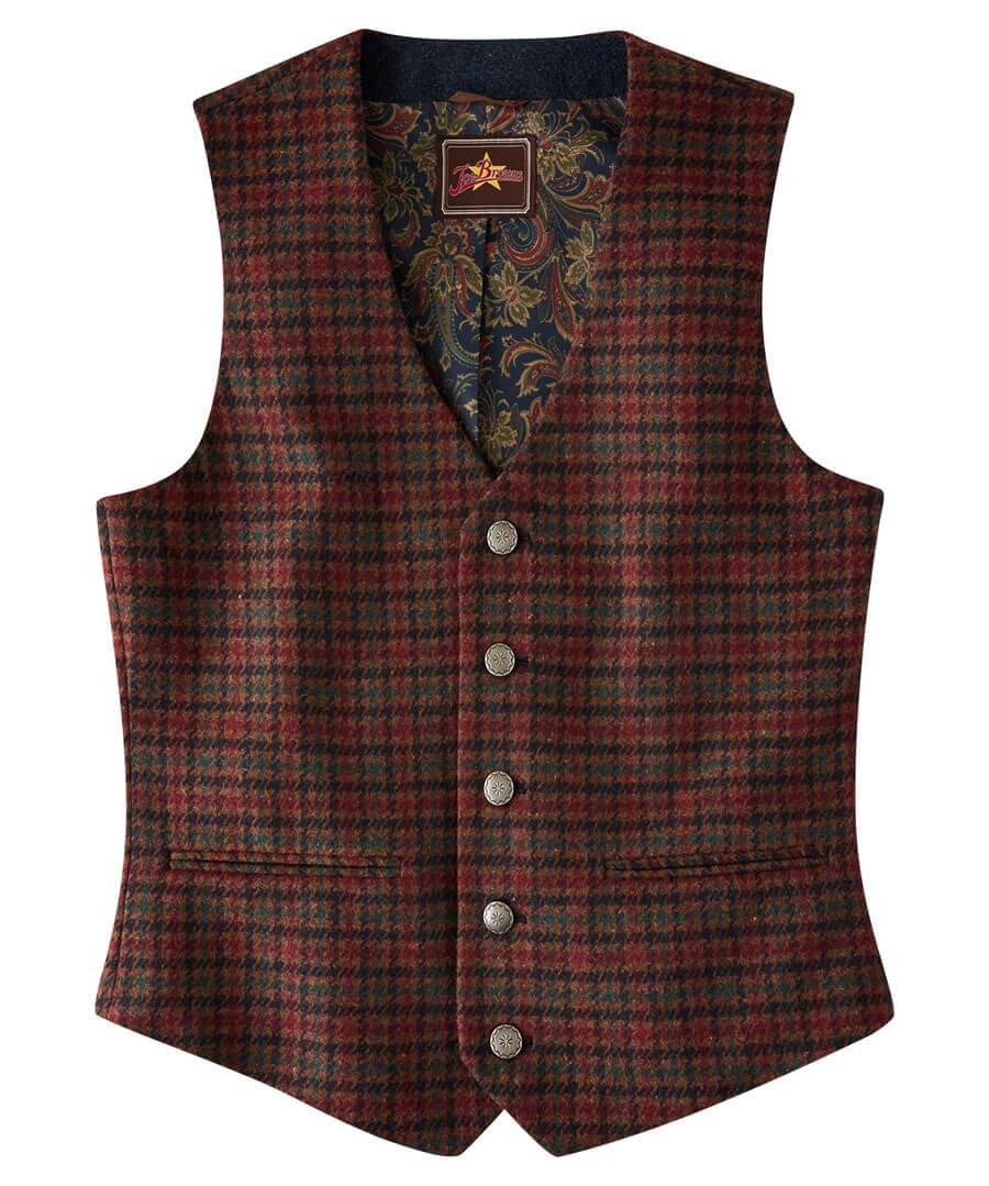 Wear It Your Way Waistcoat Back