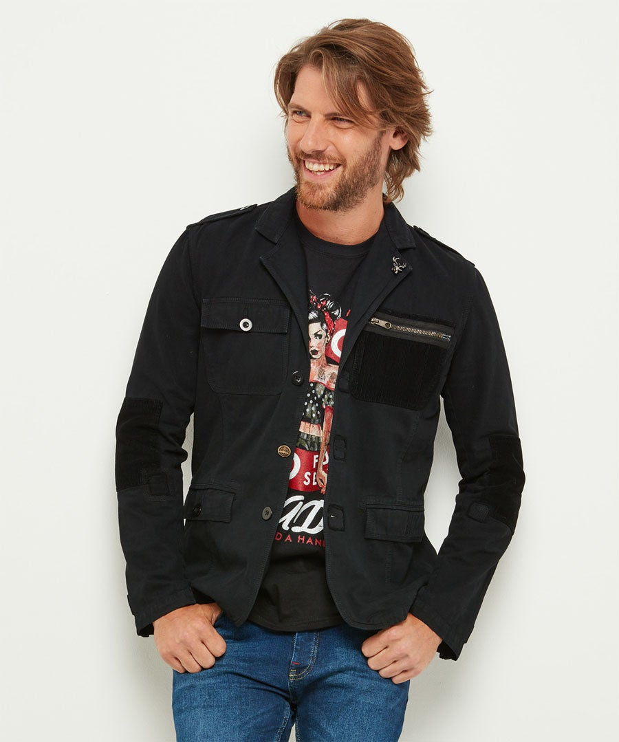With The Band Jacket