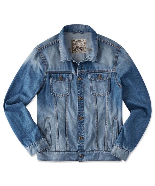 Delightful Denim Jacket