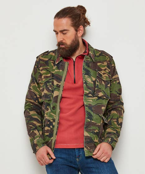 Action Packed Jacket