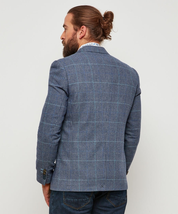 Summer Check Blazer
