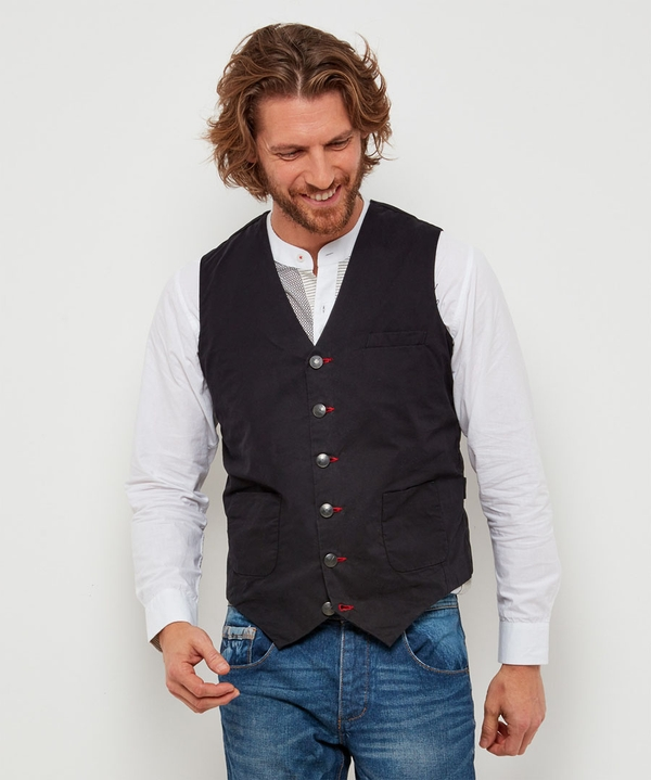 Rock Out Waistcoat