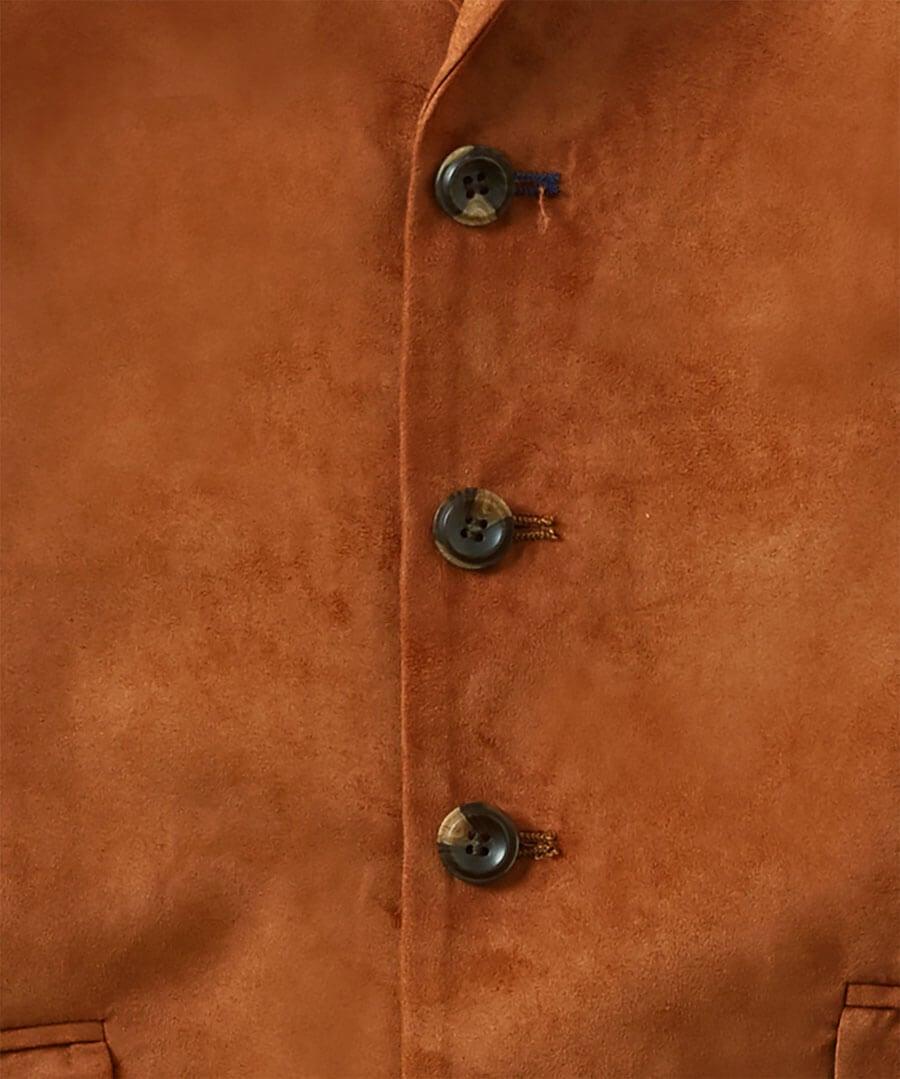 Deadly Dapper Waistcoat Back
