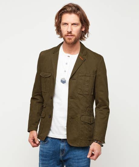 Perfect Pocket Blazer