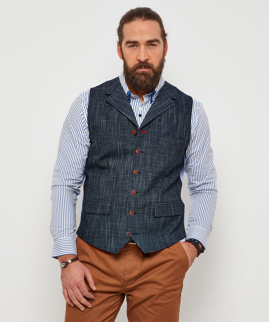 Confidently Cool Waistcoat